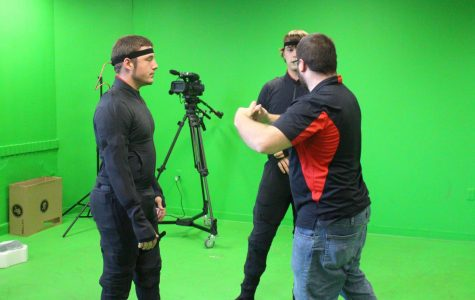 Kilgore Animation tests new motion capture suits