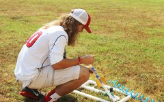 Rocketry launches paper rockets