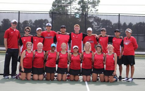 Tennis gears up for regional quarterfinals