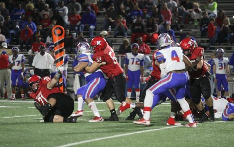 Bulldogs caged the Lions in district rivalry game