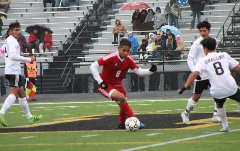 Boys soccer takes on Henderson