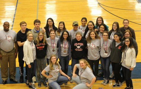 UIL Academics competes in District