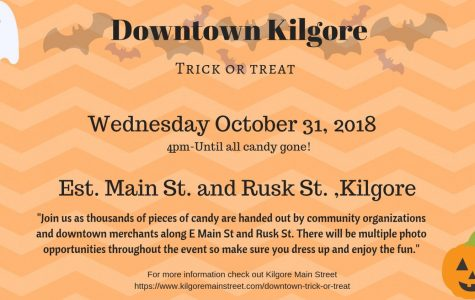 Kilgore Trick or Treat