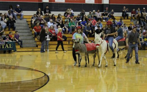 Donkey Basketball held to raise money for FFA projects