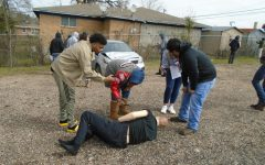 Forensic science creates a more of a hands-on experience for students