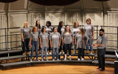 Choir hosts concert Oct. 1, Middle School joins them
