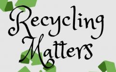Should you recycle, Will it make a difference?