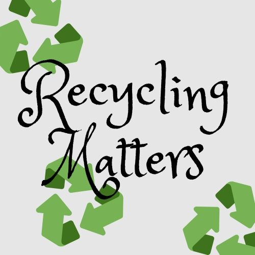Recycling has the potential to change the planet, the atmosphere, and the future.