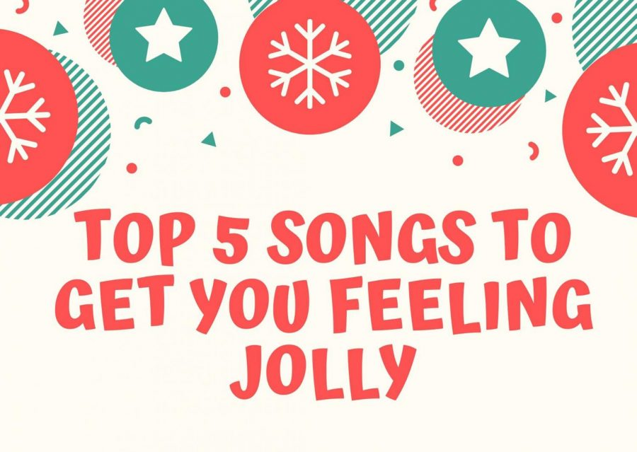 Top 5 Songs to get you feeling Jolly
