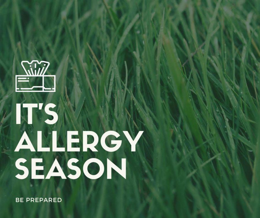 Preventing seasonal allergies