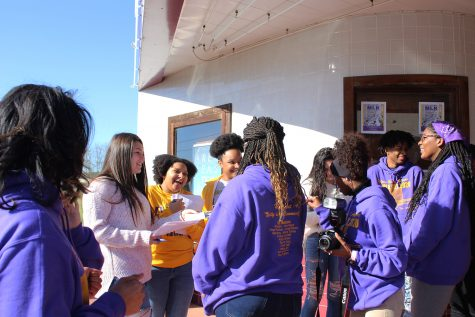 AASA Participates in MLK Day of Celebration
