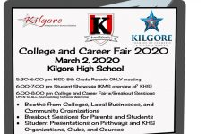 College and Career Fair Information Sheet.