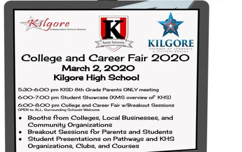 College and Career Fair to be held March 2