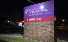 Christus Good Shepherd ER in Kilgore where you can receive a blood draw for COVID testing.